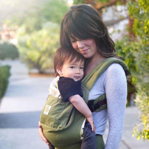 Эрго рюкзак Organic Baby Carrier Zen - Аренда в Виннице Прокат детских товаров Ивашко